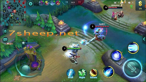Trik Cara Menang Main Mobile Legends, Mode Ranked